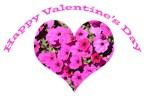 Happy Valentine Day- Flowers