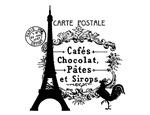 Eiffel Tower Cafe & Chocolat