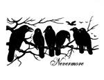 Nevermore Ravens