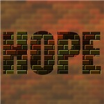 hope and life-lettering