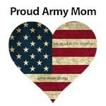 Proud Army Mom U.S. Flag