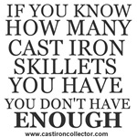 Never Enough Iron