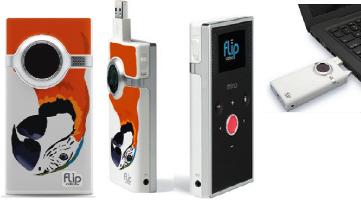Flip Mino Videocameras