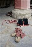 Xiahe: Tibetan Boots