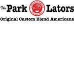 Parkolators Black Strip Logo