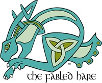 Store Front Fabled Hare Logo