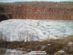 Icy Beautiful Roucheleau Pit