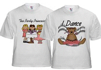 Girlie Girl Kids T-shirts