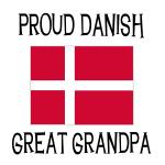 Proud Danish Great Grandpa