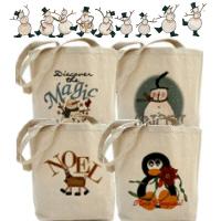 Christmas Holiday Tote Bags!