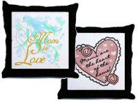 Mom and Grandma Pillows