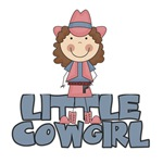 Little Cowgirl T-shirts and Gifts