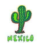 Mexico Cactus T-Shirts