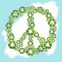 Green Recycle Peace