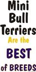 Mini Bull Terrier Best of Breeds Design