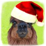 Alpaca Christmas