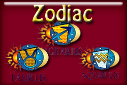 Zodiac T-shirts and gifts.