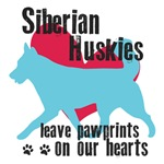 Siberian Huskies Leave Pawprints On Our Hearts