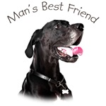 Man's Best Friend - Great Dane
