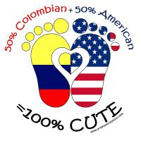 Colombian American Baby
