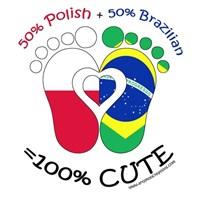 Polish Brazilian Baby