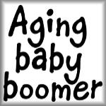Aging baby boomer