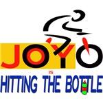 JOY is hitting the bottle
