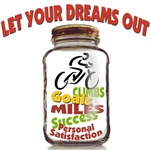 Let your dreams out