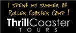 I spent my summer at Roller Coaster Camp