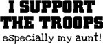 Support our Troops... especially my aunt