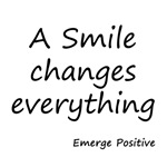 A Smile changes everything