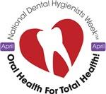 National Dental Hygienists Week