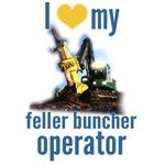 Love my feller operator