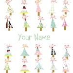 Personalize it! Christmas Tree Delight