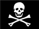 Skull and Bones Pirate Flag