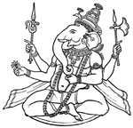 Ganesh - Hindu Diety
