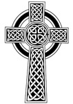 Celtic Knotwork Cross