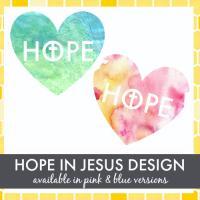 Hope in Jesus Design