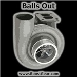 Mens - Balls Out Turbo Shirts by BoostGear.com