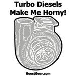 Turbo Diesels Make Me Horny!