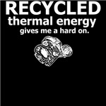 RECYCLED Thermal energy