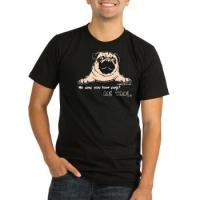 Mens Pug T-shirts & Sweats
