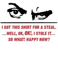 Stolen Shirt