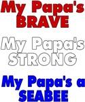 My Papa's Brave