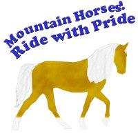 Mountain Horses!