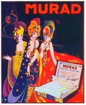 Art Deco, &  Art Nouveau, of the 1920's