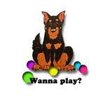 Beauceron Wanna Play