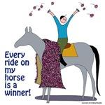 Winning Ride - grey