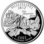 Mississippi Quarter