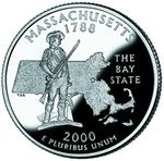 Massachusetts Quarter